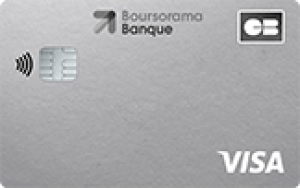 Visa Welcom - Boursorama